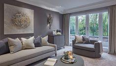 Wentworth — Luxury Interior Design | London | Surrey | Sophie Paterson