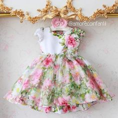 Trendy Sewing For Kids Girls Toddlers Mom Baby Girl Dress Patterns, Little Dresses, Little Girl Dresses, Girls Dresses, Flower Girl Dresses, Frocks For Girls, Kids Frocks, Baby Girl Fashion, Kids Fashion