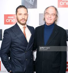 "Tom Hardy & his Dad attend the UK Premiere of ""Taboo"" Nov 29, 2016"