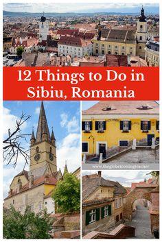 12 Splendid Things to Do in Sibiu, Romania   Sibiu Romania Travel   Travel Europe