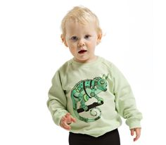 Sweatshirt Cameleon Green