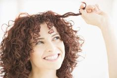 Makes hair curly - Tetra Images/Getty Images