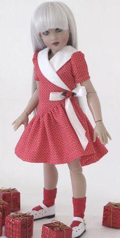 Free pdf pattern - dress