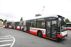 100 Jahre Hochbahn Galerie-Bus von Orange Cube Werbeagentur Hamburg