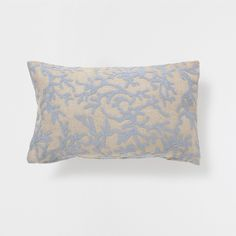 SEAWEED EMBROIDERED CUSHION - Decorative Pillows - Decor and pillows | Zara Home United States