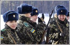41% of Ukrainians from the Lviv region fighting the Russian invasion are women.