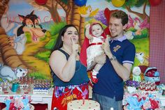Festa infantil │ Catarina │  1 ano