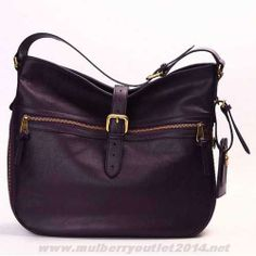 Womens Mulberry Mabel Leather Hobo Bag Purple For Black Friday 3db8344f7865c