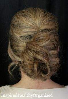Versatile & Sophisticated Updo Tutorial