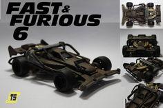 Haikal Tinarso, Creatrix Inceptis Fast & Furious 6