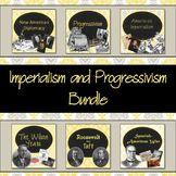 Imperialism and Progressivism Power Point Bundle