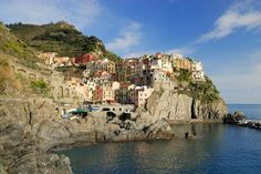 Italy. I could retire there and be happy!!