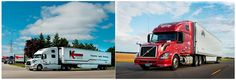 Kriska Holdings Limited, Britton Transport, Inc. Recognized as 2014 Volvo Trucks Safety Award Winners