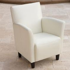 leather chair for reading
