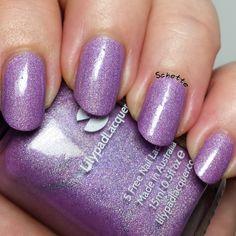 Lilypad Lacquer : Violet Beauregarde $15