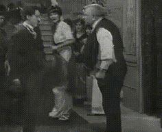His New Job- 1915