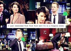 How I Met Your Mother Confessions | Sad face