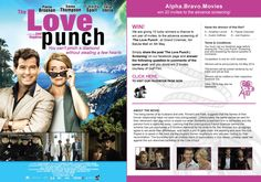 We are giving 10 lucky winners a chance to win pair of invites to the advance screening of 'The Love Punch' at Grand Cinemas, Ibn Batuta Mall on 5th May. Simply share the post 'The Love Punch | Premiere' on our facebook page and answer the following question in comments of the same post and you could win 2 invites courtesy Gulf Film.