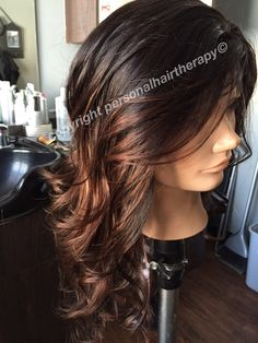 Natural looking thinning hair solutions. Wigs, hair pieces, toppers & more!  www.personalhairtherapy.com