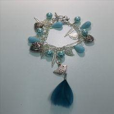 Birdie bracelet designed by Esmat