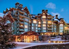 With such a huge host of activities available onsite, make sure you remember to hit the slopes when staying at The Four Seasons Resort Whistler.