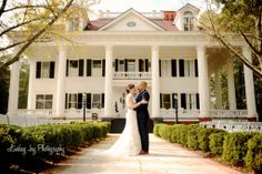 Twelve Oaks in Covington, GA.  Ironic to have a Gone with the Wind wedding in a plantation called Twelve Oaks :)