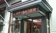 Café Sacher Neon Signs, The Originals