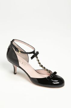 RED Valentino T-Strap Pump by nordstrom