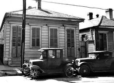 North Rampart Street-1930's