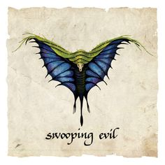 Swooping Evil Fantastic Beasts and Where to Find Them.