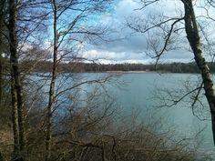 het Blauwe meer bij Dwingeloo