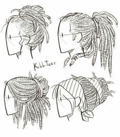 dread sketches