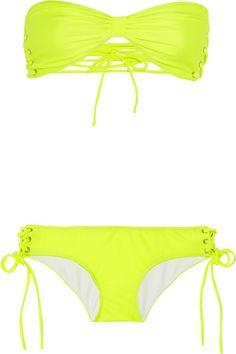 neon bikini ~ Hawaii please