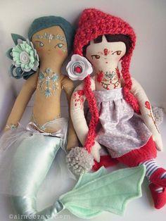 new girls at little dear