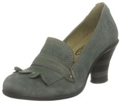FLY London Women's Peep Pump