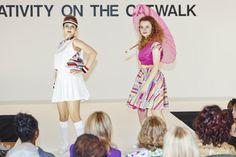 Creativity on the Catwalk fashion show Catwalk Fashion, Fashion Show, Prom Dresses, Summer Dresses, Formal Dresses, Show Photos, Creativity, Dresses For Formal, Runway Fashion