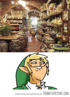 Zelda Funny