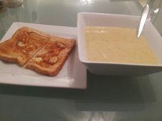 Leek and potato soup Craft with Ruth Cartwright