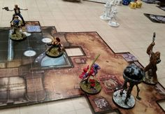 Playing ‪#‎ImperialAssault‬ at The Continuum