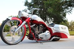 custom harley road kings - Google Search
