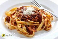 Αυθεντική Ιταλική σάλτσα Μπολονέζ - Bolognese - gourmed.gr