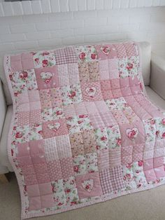 Beautiful patvchwork quilt