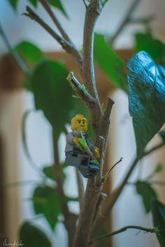 #TreeClimbing #PathOfLego