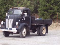 1947 Ford COE
