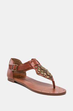 Dolce Vita Draya Sandal in Brown