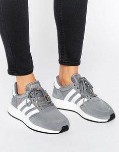 adidas Originals Gray Iniki Sneakers