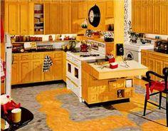 cocinas de moda