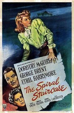 1946 American film noir psychological thriller film directed by Robert Siodmak, from a screenplay by Mel Dinelli based on Ethel Lina White's novel Some Must Watch (1933).[4] The novel was adapted for a radio production starring Helen Hayes before reaching the screen.