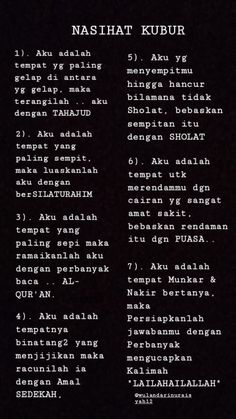 Renungan ❤ Reminder Quotes, Self Reminder, Words Quotes, Life Quotes, Wisdom Quotes, Daily Quotes, Quotes Quotes, Sayings, Quran Quotes Inspirational