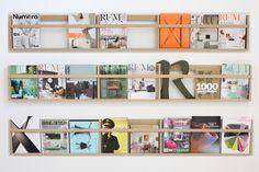 vega magazine rack by anders folke andersen.